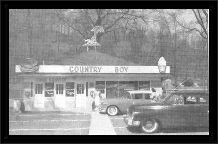 Country Boy Big Stone Gap,VA