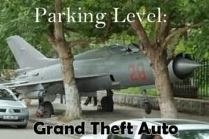 free parking for jets