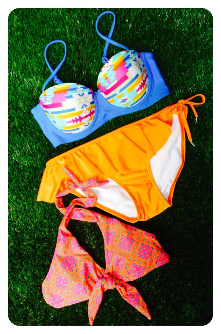 Celebrate 30 Days of Triple Treats inspired by beautiful customers! Enter code word TRIPLE at point of purchase for 30% OFF 3 items or more + FREE SHIPPING! Featured below: Heaven Fiesta Fun Bandeau Bra, Hanky Panky Tied Up Halter Top & Asymmetrical Skirtini - $77 for all 3 items + Free Shipping! SHOP HERE: http://www.swimheaven.com.au/ethnic/tops/heaven-fiesta-fun-bandeau-bra.html
