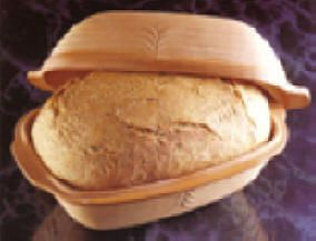 Brød i stegeso