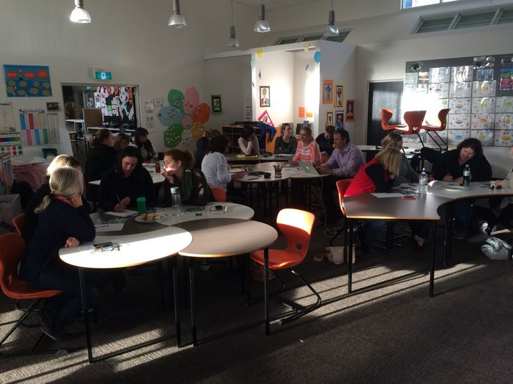 A real joy to spend Tuesday arvo talking School Culture, student behaviour & Restorative Practices at Kananook PS.