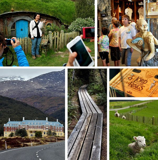 New Zealand's Hobbit Trail - CAN I PLEASE GO?! it's all I want in the whole world <3