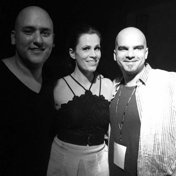 #unbreakable team! Aly & Fila, Susana, Roger Shah