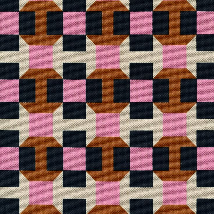 PAVAGE IMPRIME' col. M02 Hermès Home, Fabrics & Wallpapers, Collection 2016/17