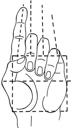 Apprendre à dessiner les mains avec la leçon de dessin 4417