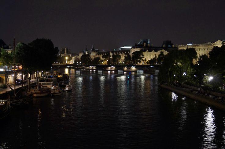 Bonne nuit, Paris! by Dominika Bogusz on 500px