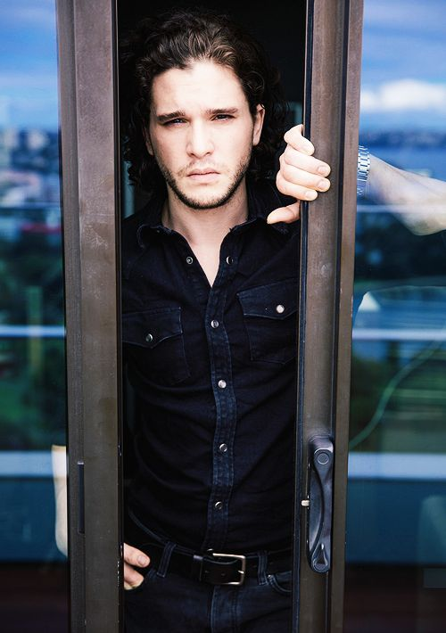 Kit Harington - Jon Snow, Game of Thrones, A Song Of Ice And Fire