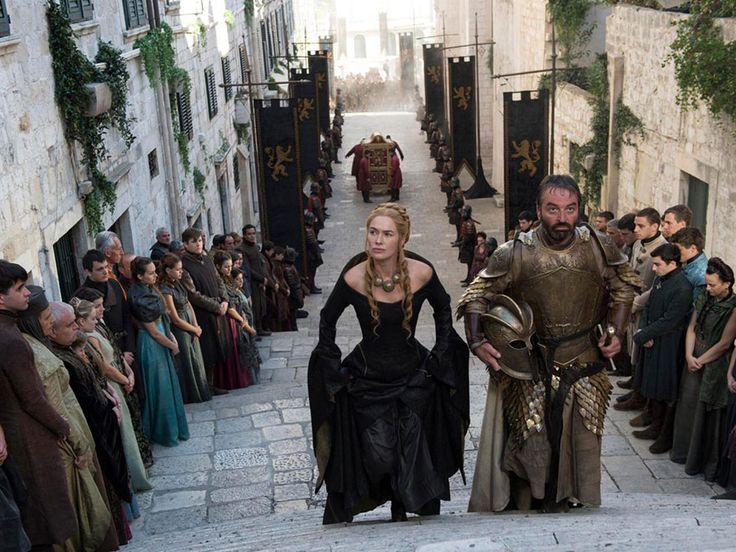 """Filming locations of popular TV series """"Game of Thrones"""" in Croatia. Some places were really easy to find – Dubrovnik, for example, is just like one huge …"""