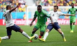 West Ham hope to complete loan deal for Nigeria striker Emmanuel Emenike