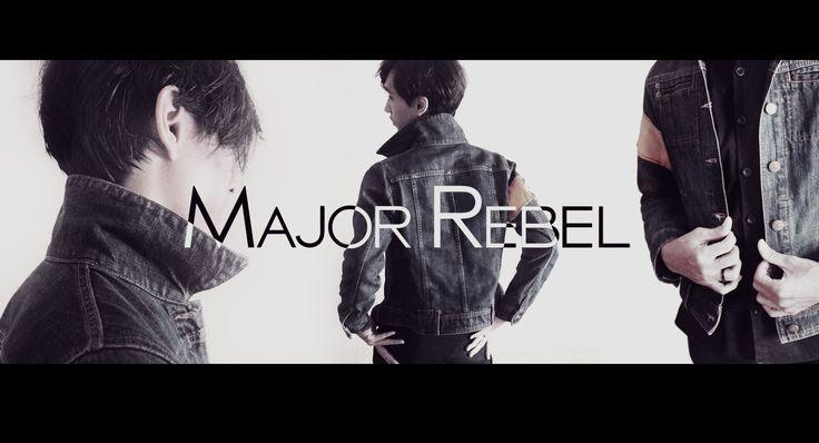 Berydw Photo Shoot for Major Rebel at Kartenz Studios, June 2015