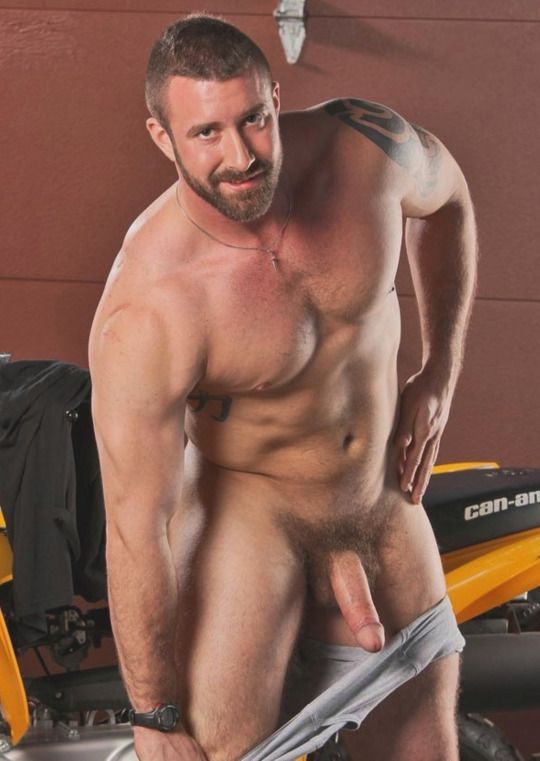 hunky man hot solo