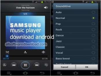 how to download free music on samsung