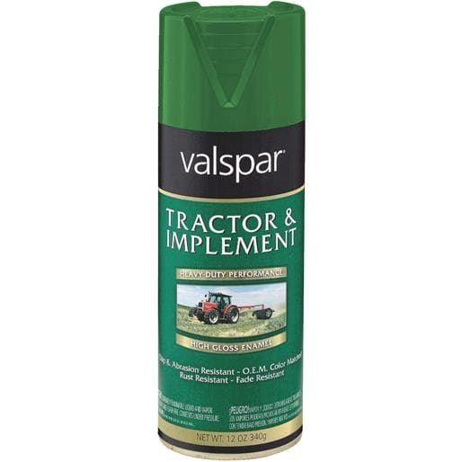 Valspar Oliver Green Spray Paint 018.5339-11.076 Unit: Each