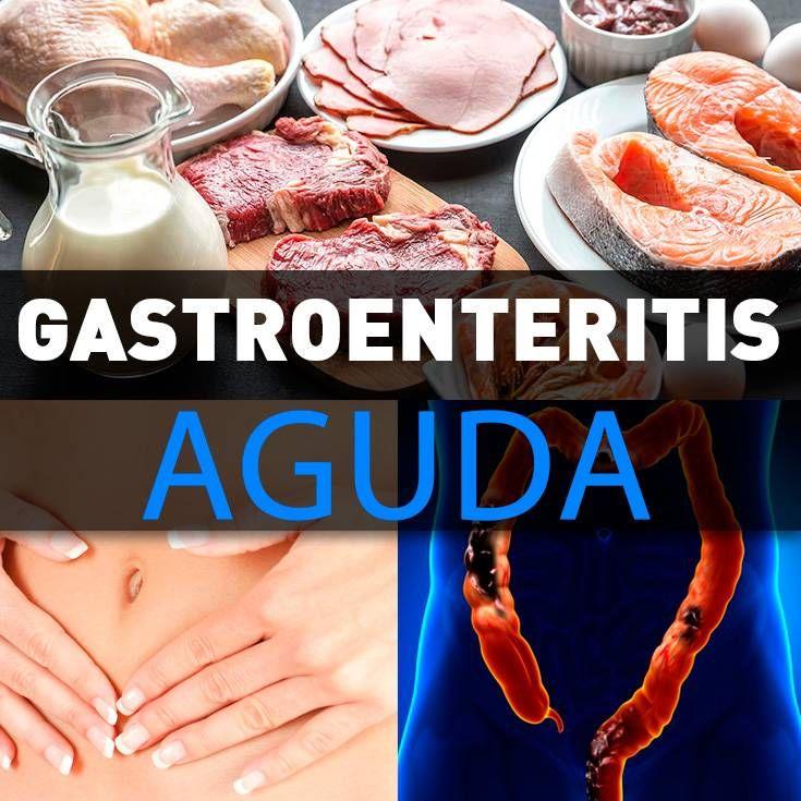 sintomas de gastroenteritis aguda
