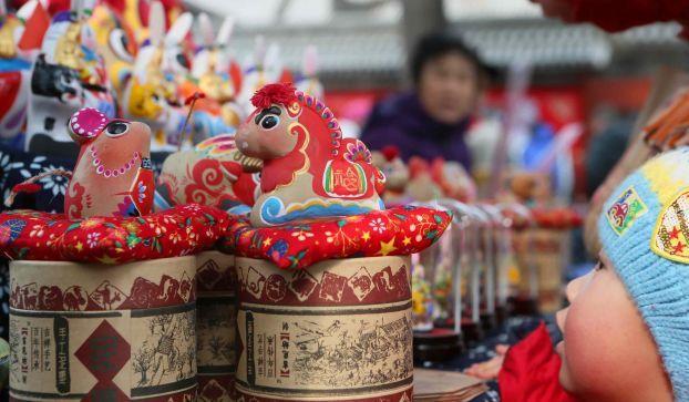 Capodanno Cinese: addio anno del serpente, ciao a quello del cavallo2014.