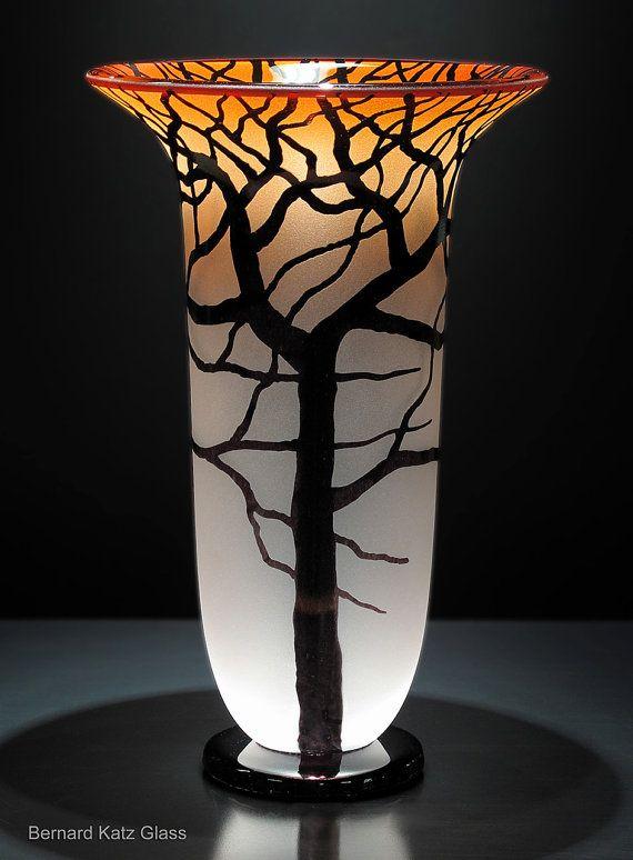 606 besten glass art bilder auf pinterest glaskunst kristalle und schmelzglas. Black Bedroom Furniture Sets. Home Design Ideas