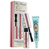 Too Faced Sexy Lids and Lashes Deluxe Mascara, Anti-crease Eyes Shadow Primer 2-pc Set - http://47beauty.com/cosmeticcompanies/too-faced-sexy-lids-and-lashes-deluxe-mascara-anti-crease-eyes-shadow-primer-2-pc-set/ https://www.avon.com/?repid=16581277 A travel-sized duo of two bestselling Too Faced products: Better Than Sex Mascara and Shadow Insurance. What it does: This eye duo has everything you need for sexy lids and lashes. Featuring a portable Shadow Insurance Eye Shadow
