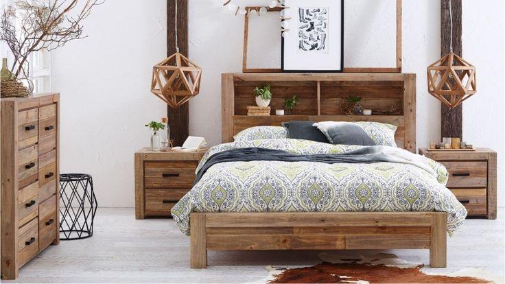 Buy Coolmore Bedside Table Harvey Norman Au Australia