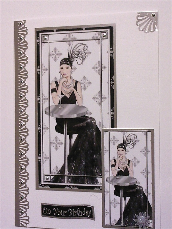 Art Deco Cards by: AlisonE