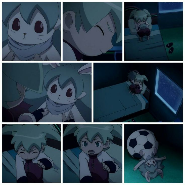 Inazuma Eleven GO Chrono Stone, cute Fey Rune with Robin