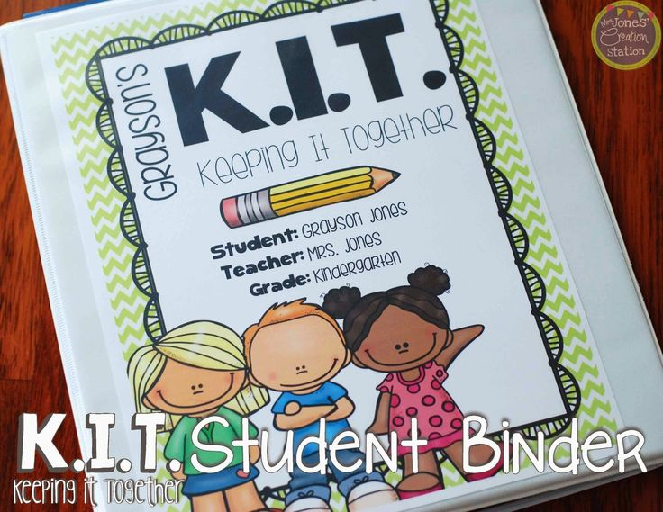 I used a variety of different student binders while I taught and I could not imagine life in the classroom without them.  Having a method of communication with my students' parents made the school year run smoothly gave the students a place for everything that was needed for their day at school.  The last version …