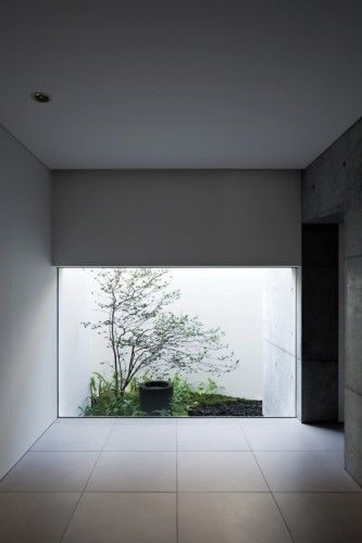Residence in Kurakuen — NRM-Architects Office