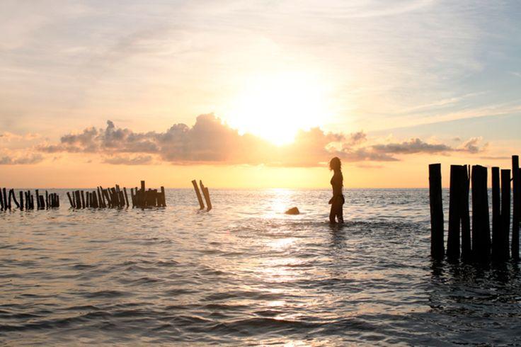 Über das Leben im Paradies - Isla Holbox #mexiko #strand #urlaub