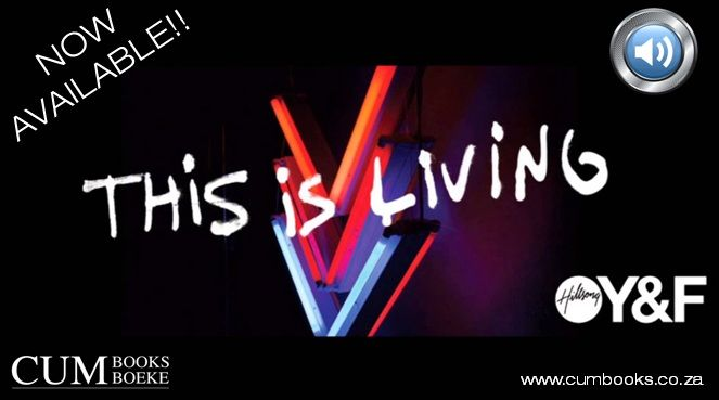 Hillsong Young & Free's new album, This is Living, is NOW available! Listen to the snippets @ http://www.cumbooks.co.za/this-is-living-cd Get this amazing CD TODAY in store or online @ CUM Books!  Don't miss out!