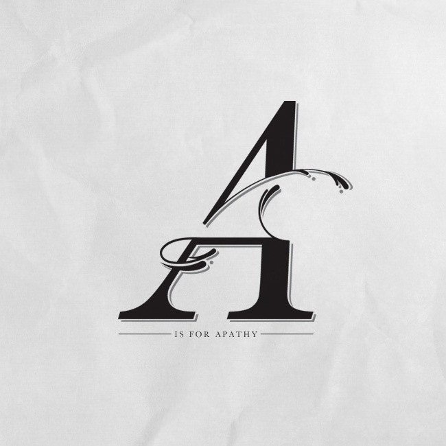 creative letter a
