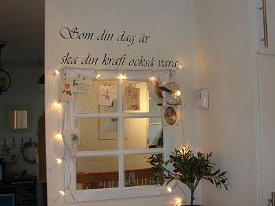 Huset Ellio spegel