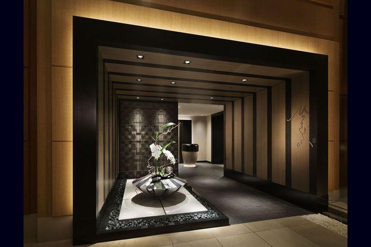 """The Ritz-Carlton, Tokyo """"Hinokizaka"""" [1]"""
