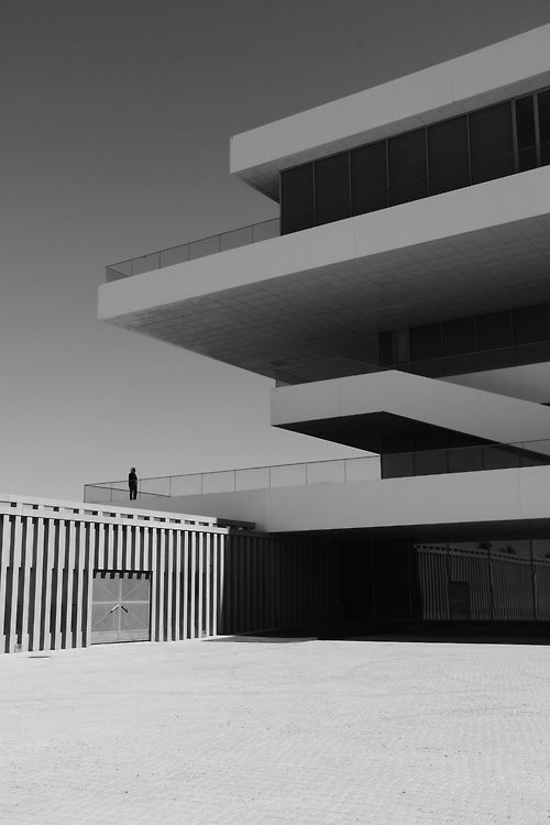 Pavillon Veles e Vents, Valencia, Spain by David Chipperfield,...