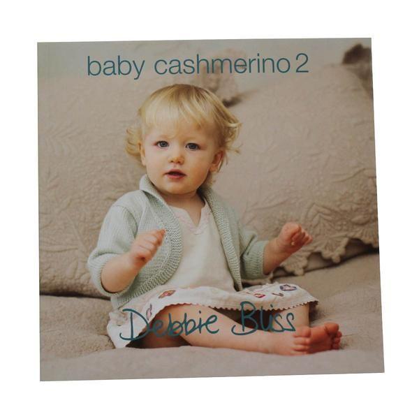 BABY CASHMERINO 2 - book of knitting patterns by Debbie Bliss – TUPPY'S AUSSIE FABRICS