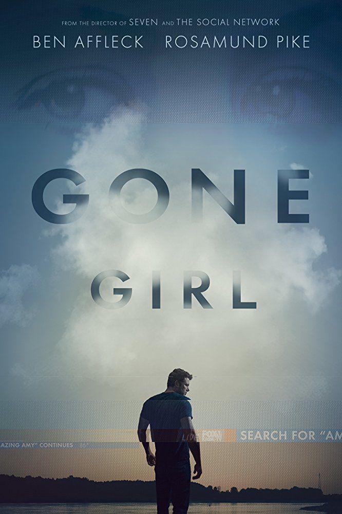 Gone Girl 2014 Gone Girl Filmes Novelas