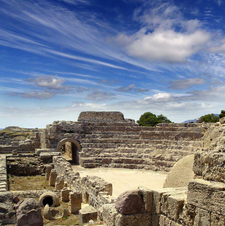 Anfiteatro Romano di Nora