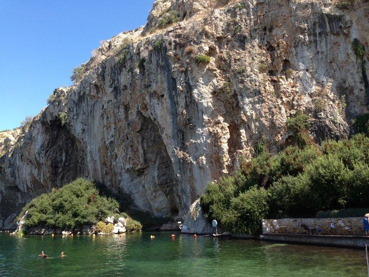 Vouliagmenis Lake - Athens Riviera - Life Beyond Borders