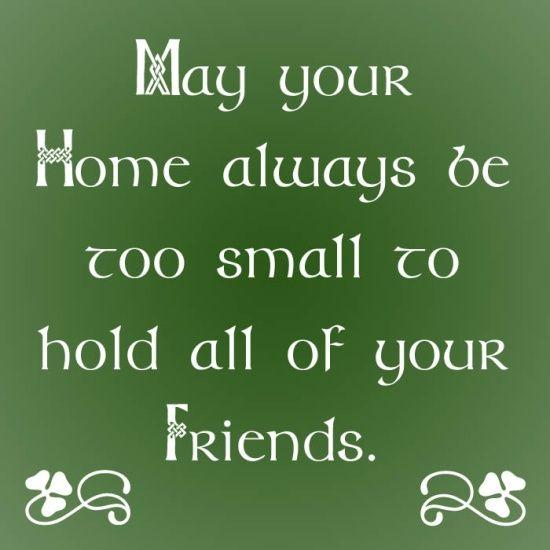 Irish Blessing......