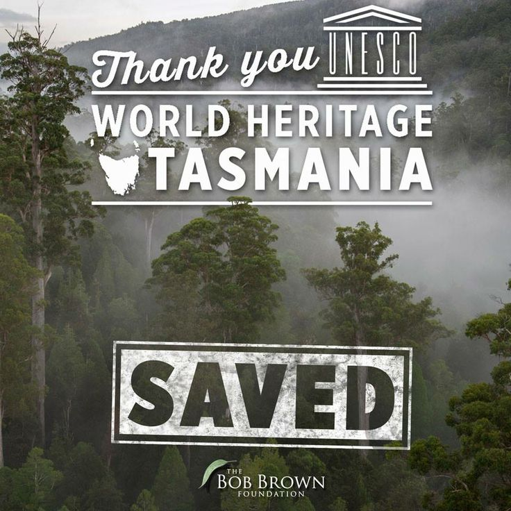 The World Heritage Committee has rejected the Abbott government's dishonest and politically motivated attempt to delist 74,000 of Tasmania's World Heritage Area. Australians and the world will celebrate this victory. Prime Minister Abbott and Senator Abetz should apologise for this embarrassing international diplomatic fiasco. CREDIT: Bob Brown, June 23, 2014 | http://www.bobbrown.org.au/abbott_abetz_fail_as_world_heritage_committee_stands_by_tasmania_s_globally_renowned_forests