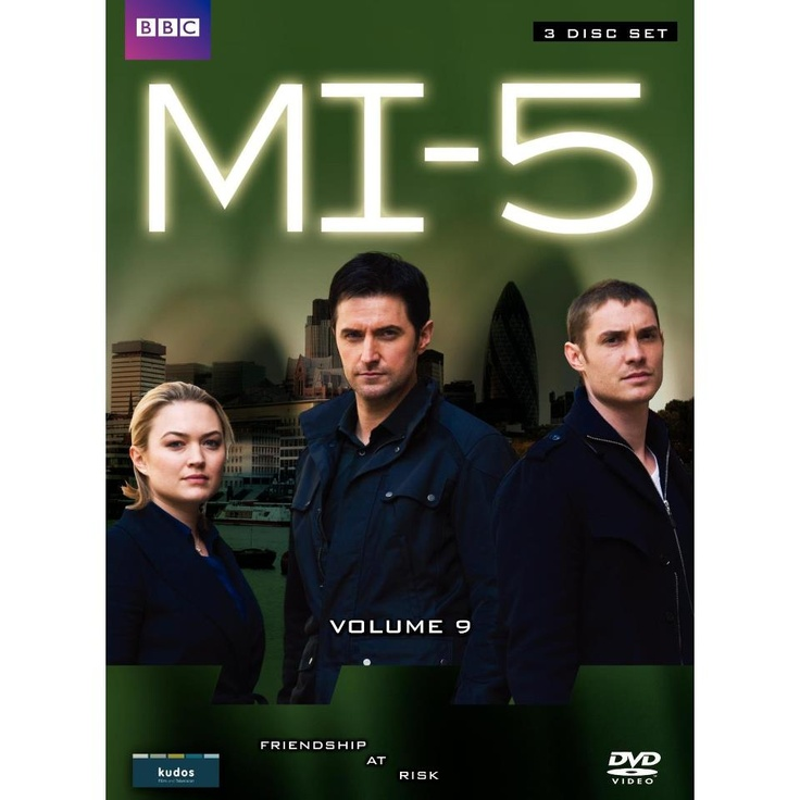 (1) Richard Armitage  I am totally watching this show now!