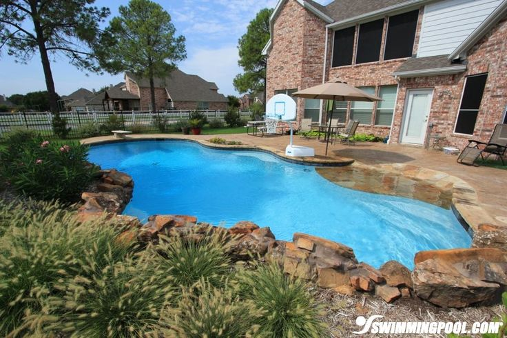 Beach entry pool designs beach entry and recreational add on pool pool Beach entry swimming pool designs