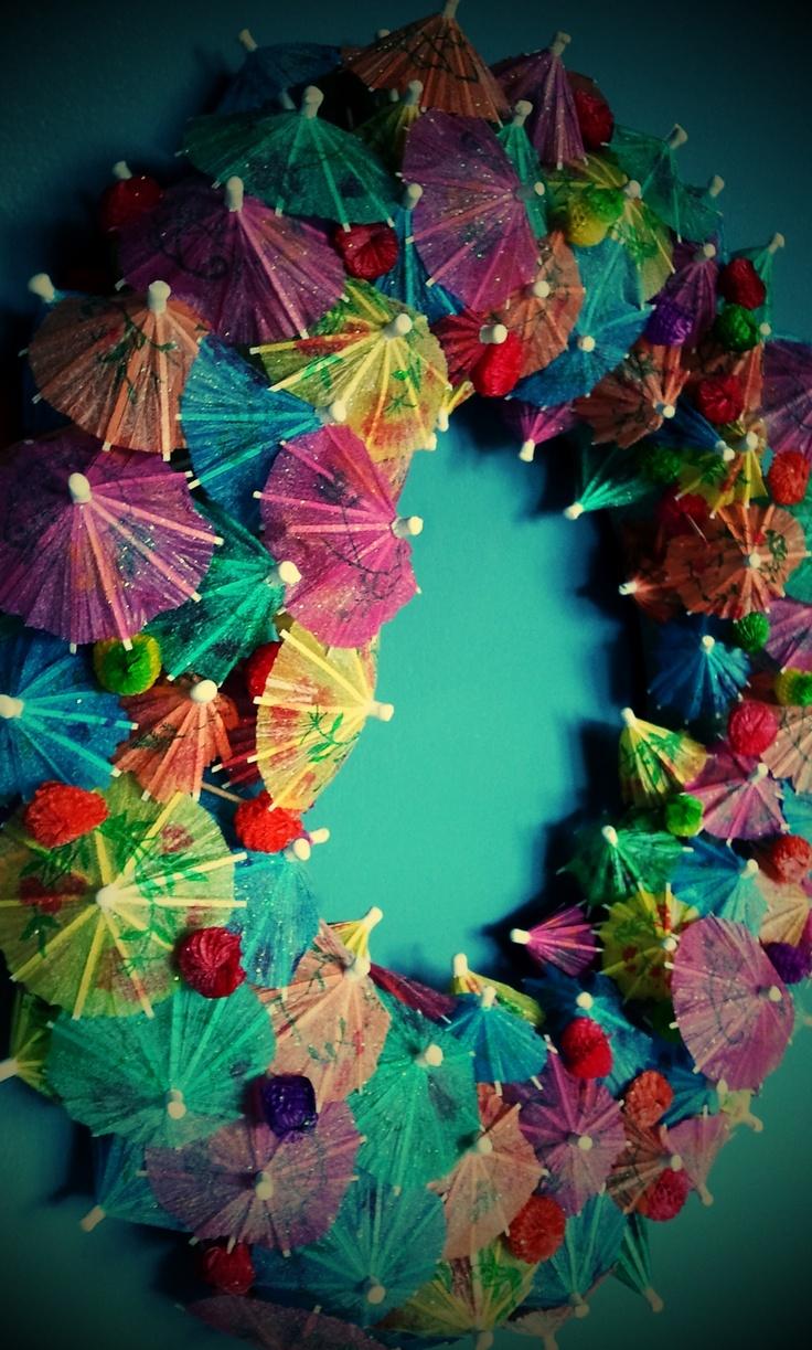 umbrellas again!