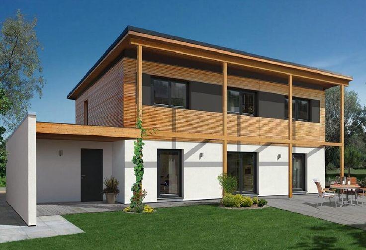 passivhaus 153 p baufritz fertighaus. Black Bedroom Furniture Sets. Home Design Ideas