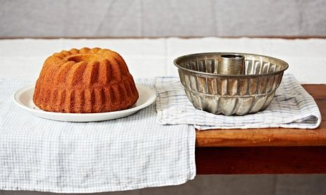 Khorasan bundt cake: 'Also known as Kamut, Khorasan is an ancient relative of wheat, complex in its flavour and texture and I adore baking with it'