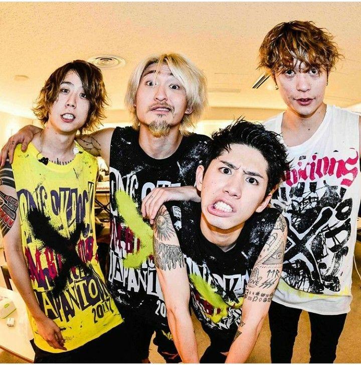 ONE OK ROCK https://www.instagram.com/p/BQ-f2TcFfMH/