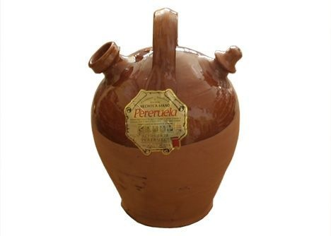 140 best artesania canaria images on pinterest handbags - Botijo de barro ...