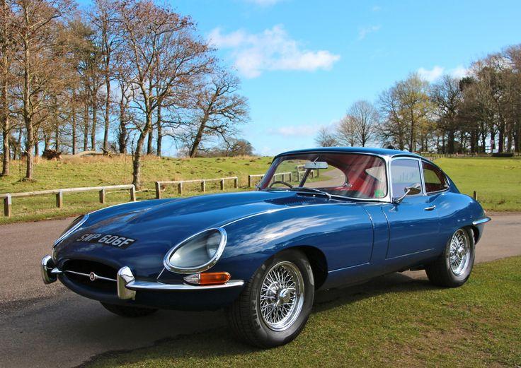 1967 Jaguar E Type S1 4.2 FHC