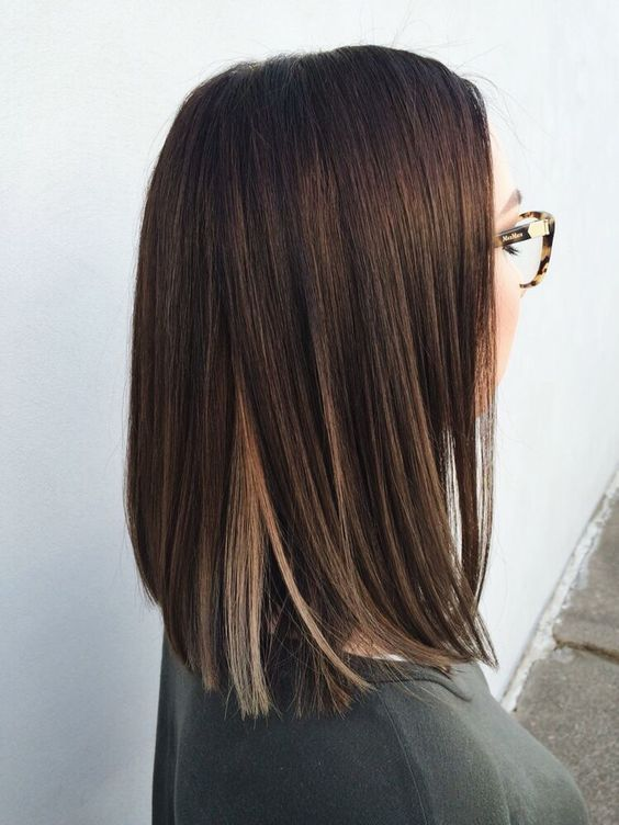 straight lobs!! Love how sleek and straight it is
