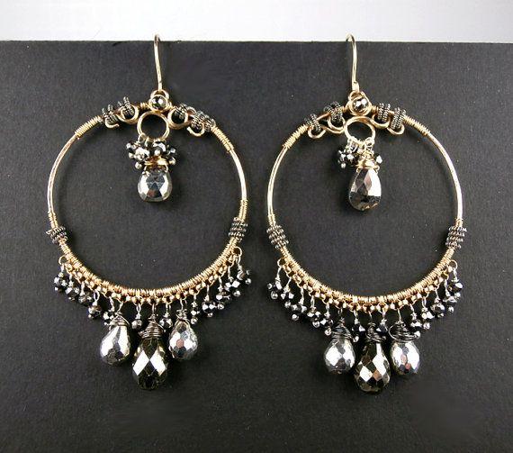151 best Jewelry--Earrings--Long Dangle images on Pinterest ...