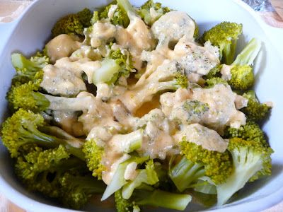 EASY LOW-CARB CHEESE SAUCE - Cream Cheese, Butter, Whipping Cream, Water, Cheddar Cheese - 2 T. 0.7 g net carbs