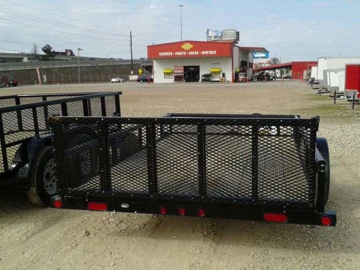 2017 Load Trail 12 X 77 TRAILER SINGLE AXLE Utility Trailer | Countryside Trailer Sales -Trailers For Sale Trailers for Rent Trailer Repair service Storage Facility Trailer Dealer Spring Texas Dealer Flatbed, Gooseneck, Utility, Dump, Cargo, and Specialty